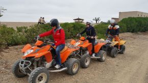 Quadbiking - Pilot & Pillion